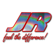 JR Feel the Difference Decal
