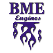 BME Flame Decal