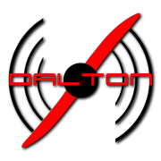 Dalton Prop logo Decal