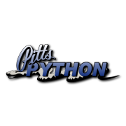 Pitts Python Decal