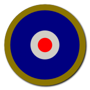 British Roundel 3 Decal