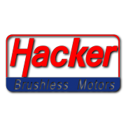Hacker Brushless Motors Decal
