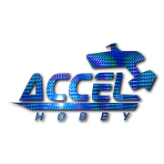 Accel Models Decal