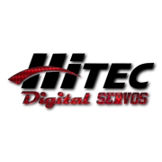 Hitec Digital Servos Decal