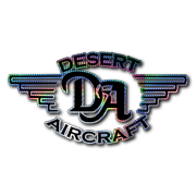 Desert Aircraft Decal