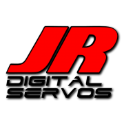 JR Digital Servos Decal