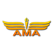 AMA Logo Decal