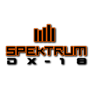 Spektrum DX18 Decal