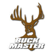 buck master Decal