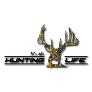 hunting life Decal