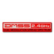 DMSS 2.4ghz Decal