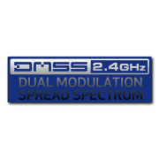 DMSS 2.4Ghz Dual Decal