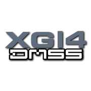 JR XG14 DMSS Decal