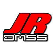 JR DMSS 2.4ghz Above Decal
