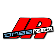 JR DMSS 2.4ghz Side Decal