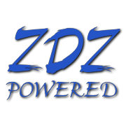 Powered By ZDZ Decal