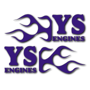 YS Cowl (pair) Decal