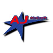 AJ Aircraft Decal