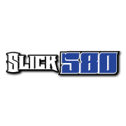 slick 580v1 Decal