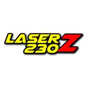 Laser 230 x3 Decal