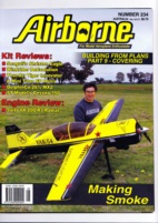 EF Yak cover model in Australia!