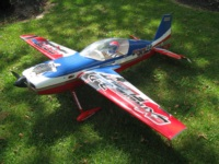 Extreme Flight Edge 540 graphics package