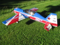 New Extreme Flight Yak with Russian Thunder scheme