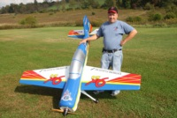 "Scott's 88"" Extreme Flight Yak54"