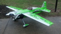 Mean Green Pilot Edge 540