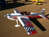 Hangar 9 Extra 300 with one of our digital graphics packages