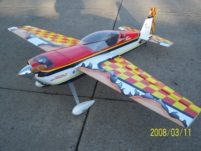 Here is a nice plane with one of our digital balsa tear away packages