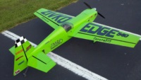 GREEN Paul Edge 540