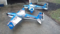 Pair of racing EF Extra 300s