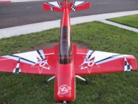 Here is one of our Extreme Flight Yak packages with modified colors.
