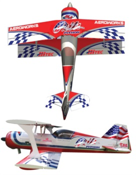 Aeroworks Pitts Us Flag