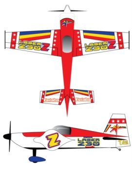 Aj Aircraft Laser 230 Red1
