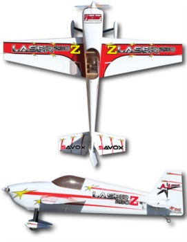 Aj Aircraft Laser 230 White Chrome1