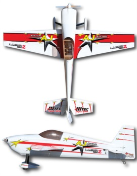 Aj Aircraft Laser 230 White Chrome2